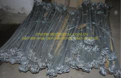 Pegs for a garden/kitchen garden steel