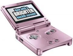 Игровая приставка(Nintendo Game Boy Advance SP