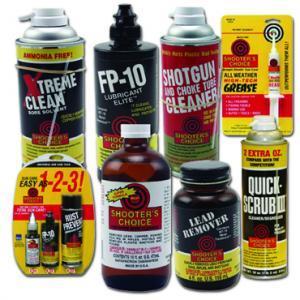 Shooter's Choice – качественная химия для чистки оружия