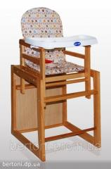 Детский стульчик Geoby LMY-305