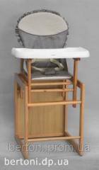 Детский стульчик Geoby MY-301
