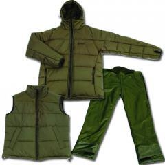Теплая одежда Snugpak