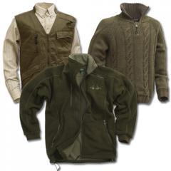 Стильная одежда для охотников Chevalier