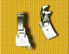 Pad T815, teflon for stitching of edge