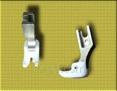 Pad teflon for gloves