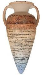 Ваза керамическая Амфора Напольная