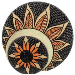 Ваза керамическая Баккара