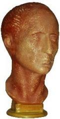 Статуэтка керамическая Гай Юлий