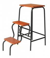 Chair - a step-ladder