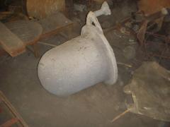 Crucibles pig-iron