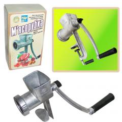 """Meat grinder manual """"MA-S state"""
