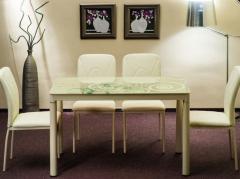 Столы из дерева; Столы из стекла; Комплекты