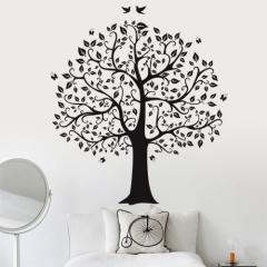 Дерево семьи, интерьерная наклейка на стены