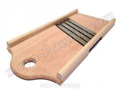Manual kapustorezka wooden (X-2 code)