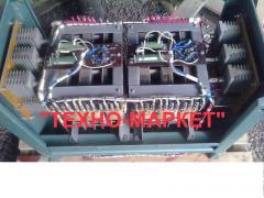 Elektroutrustning för kranar