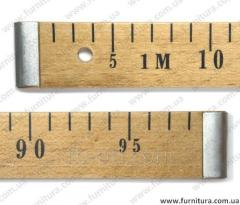 Line of lekalny wooden 100 cm