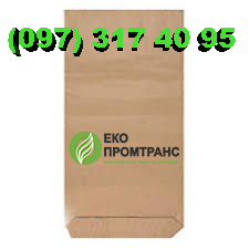 Bags paper according to the specification of the
