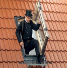 Выход на крышу GXL для помещений, что отапливается