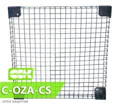 Сетка защитная на вентиляцию C-OZA-СS. Элементы и