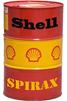 Трансмиссионные масла  SHELL SPIRAX GSX SAE 75W-80