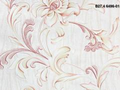 Wall-paper vinyl under painting of B40,4 the