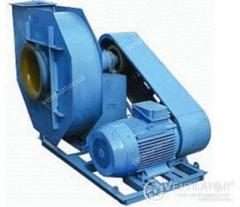 Центробежный вентилятор высокого давления ВЦ 6-28