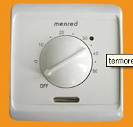 Терморегулятор Menred RTC 85