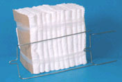 Блоки модульные из огнеупорного волокна