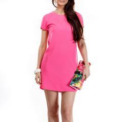 Платье Look однотонное new-24582