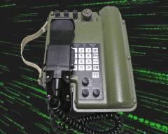 Telephone set field analog TA-01