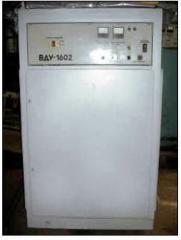 Rectifier welding VDU-1602U2 type