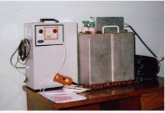 The equipment for cleaning of channels, openings