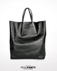 Leather POOLPARTY bags