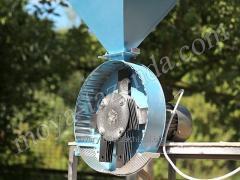 Дробилка бытовая для зерна Лан-3 320 кг/ч (код S-5)
