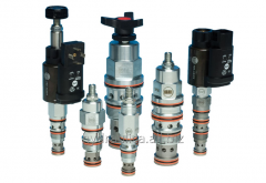 Safety valve of modular and screw type