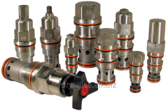 Valves reducing screw and modular execution Kiev