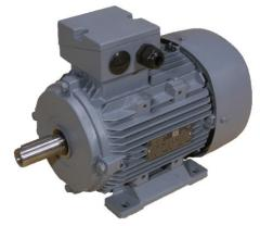 Electric motors are three-phase