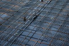 Сетка армирования 50х50, 100х100, 200х200 для армирования полов, дорожек, кирпичной кладки, под облицовку, рваный камень, плитку, гранит из проволоки ВР-1 3, 4, 5, 6 мм