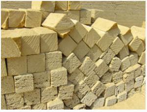 Rakushnyak, Limestones porous, shell rock