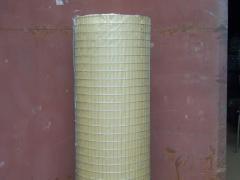 Сетка сварная штукатурная 12х12, 25х12, 25х25, 25х50, 50х50 из проволоки 0,7-2,0мм