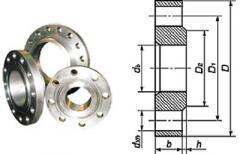 Flange corrosion-proof Du of 10 - 1200 mm in Kiev,