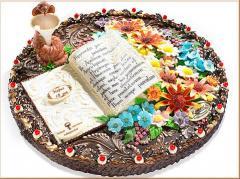 Торты праздничные Луганск, торт к