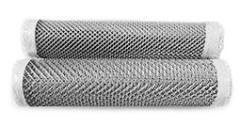 Сетка Рабица 50х50, 35х35, 25х25, 15х15 черная и оцинкованная высотой 1-2 м из проволоки 1-3мм - для ограждений, отсечки бетона, изготовления перегородок, секций ограждения