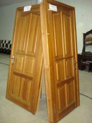Doors interroom and entrance by the individual