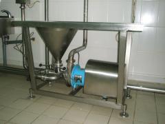 Блендеры для растворения сухого молока и других