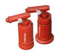 Drum variator hydraulic cylinder