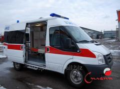 Cars special ambulance