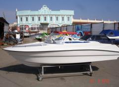 Катер Волна 490М