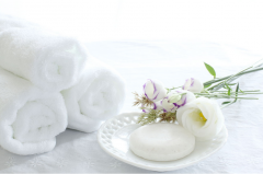 Towels for SPA of salons