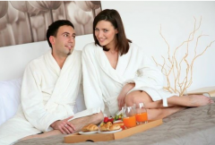 Махровые халаты для гостиниц мужские, женские